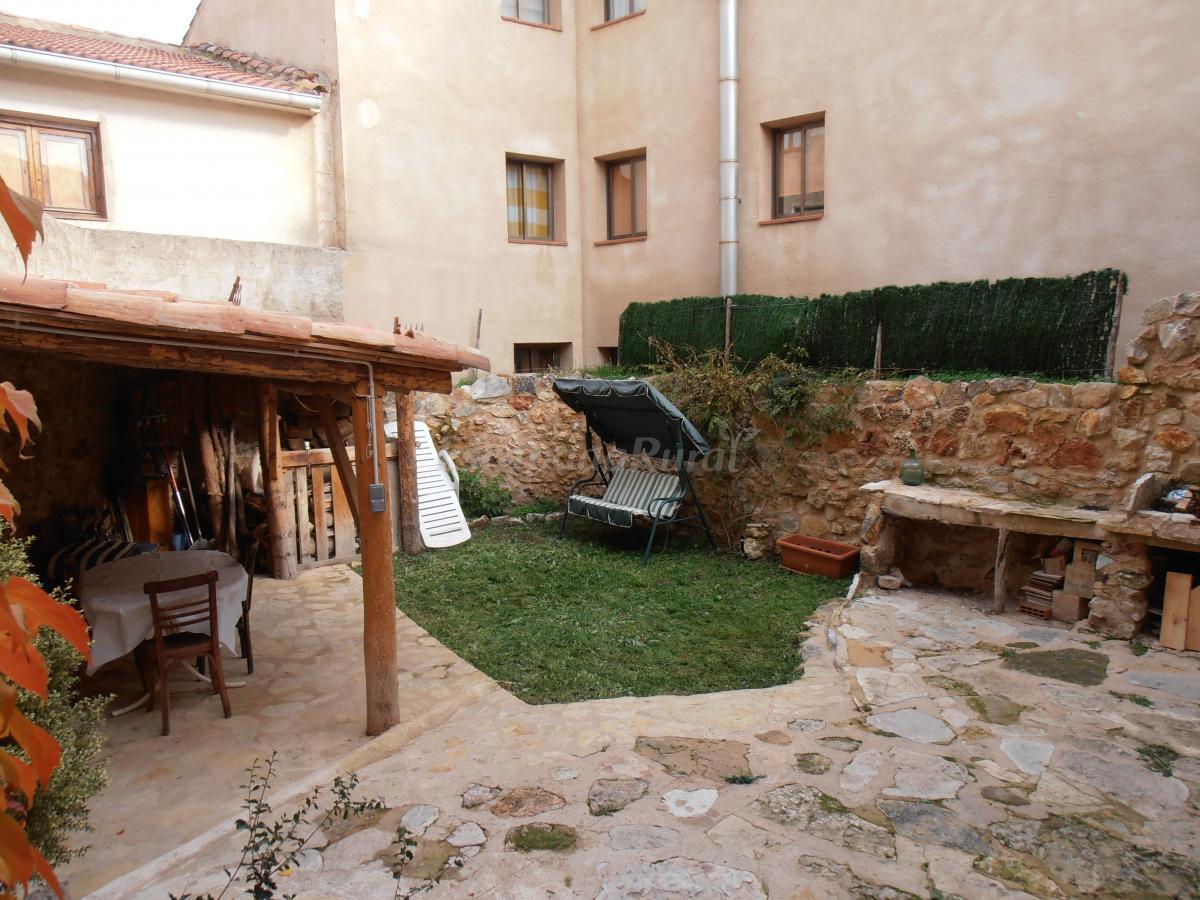 Fotos de la casa del gato casa rural en ejulve teruel - La casa del cura teruel ...