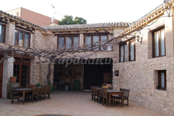 Fotos de la casa del cura viejo casa rural en samper de calanda teruel - Casa rural casa el cura viejo ...