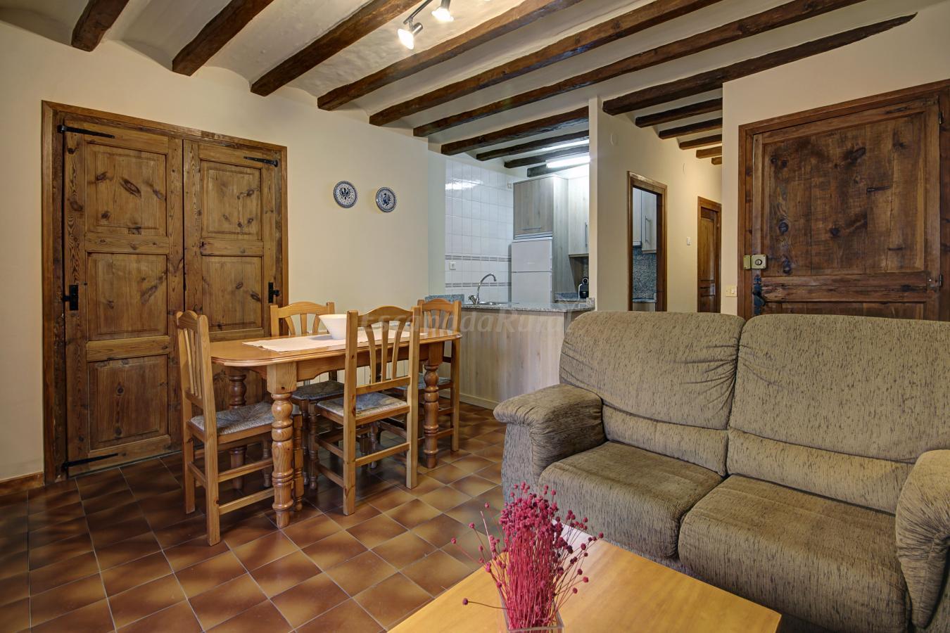 Fotos de casa rural el sastre i casa rural en beceite teruel - Casa el sastre ...