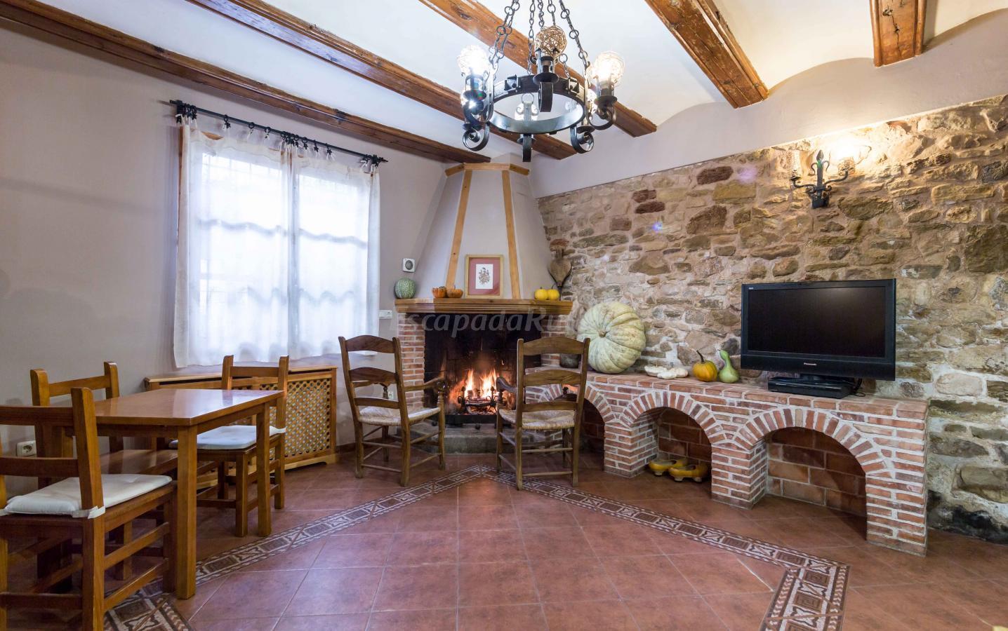 Fotos de casa rural la yedra casa de campo em galve for Casa rural la balconada