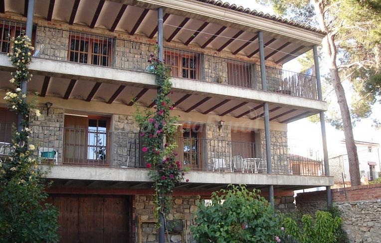 Fotos de apartamentos el portal casa rural en gea de albarrac n teruel - Apartamentos en albarracin ...