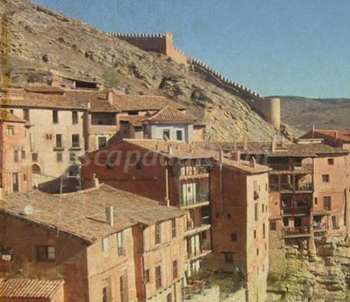 Fotos de apartamentos los aperos casa rural en albarrac n teruel - Apartamentos en albarracin ...