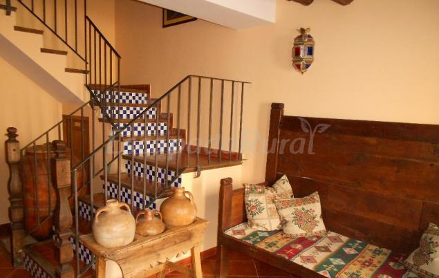 Casa El Granero - Casa rural en Castelserás (Teruel)