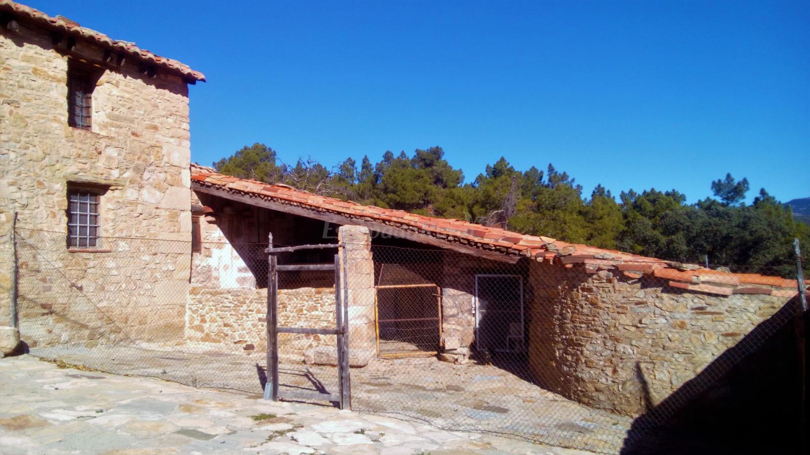 Fotos de casa rural mas de mu oz casa rural en mora de - Casas rurales rubielos de mora ...