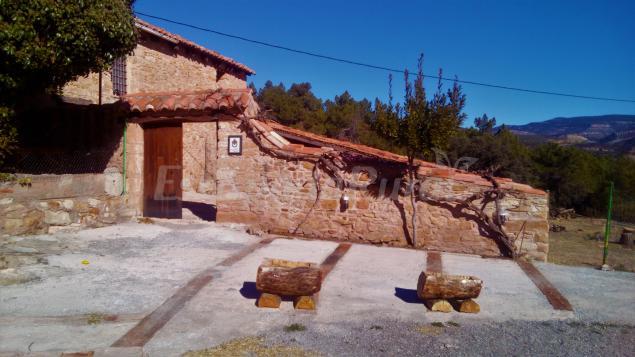 Casa rural mas de mu oz casa rural en mora de rubielos - Casas rurales rubielos de mora ...