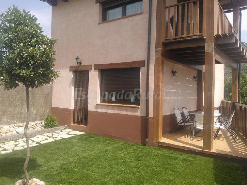 Fotos de casa do a jimena casa rural en albarrac n teruel - Apartamentos en albarracin ...