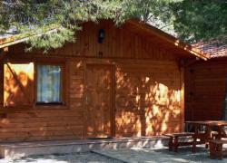 Bungalows-Camping Ciudad de Albarracín en Albarracín