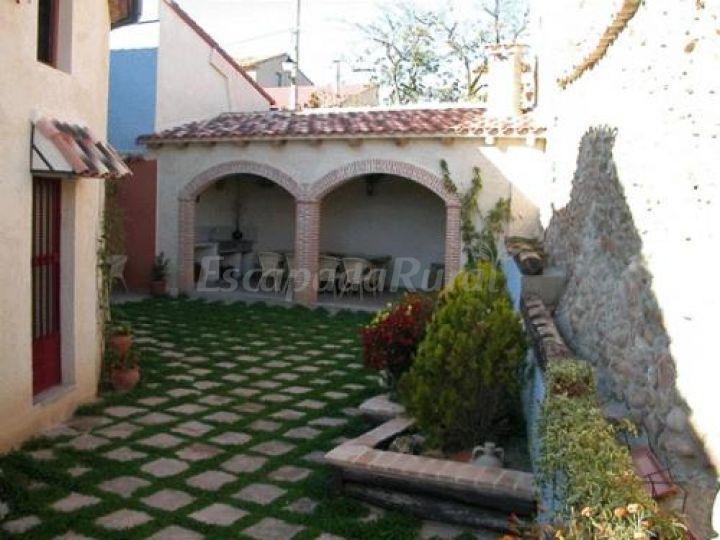 Fotos de la casa del azafr n casa rural en villanueva del rebollar de la sierra teruel - Casa rural villanueva del conde ...