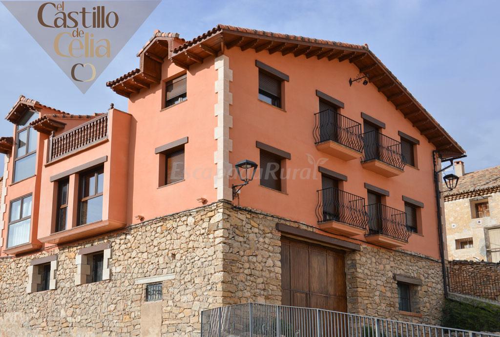 Fotos de el castillo de celia casa rural en cubla teruel - Casa rural el castillo ...