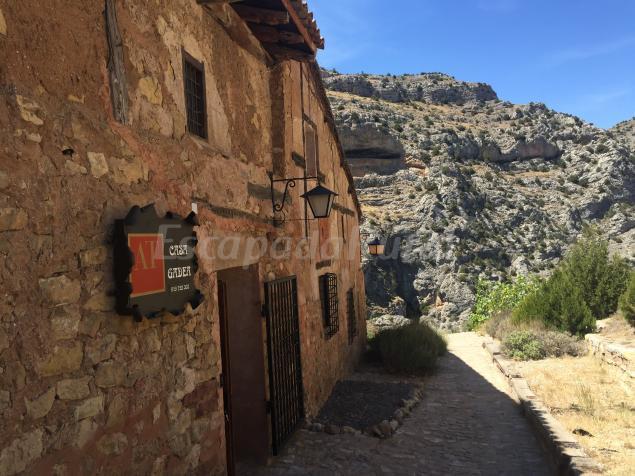 Apartamentos tur sticos gadea casa rural en albarrac n teruel - Apartamentos en albarracin ...
