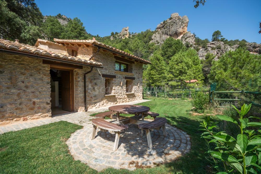 Fotos de mas de rogelio casa rural en beceite teruel - Mas trobat casa rural ...