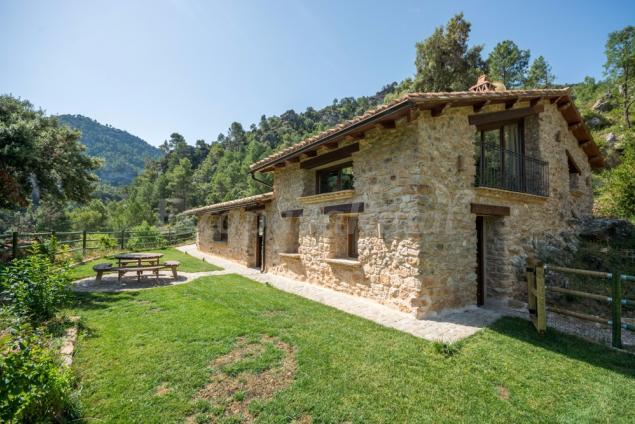 e605b71a604cf Mas de Rogelio - Casa rural en Beceite (Teruel)