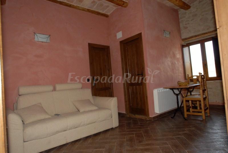 Foto di apartamentos el aljibe casa rural en rubielos de - Casas rurales rubielos de mora ...