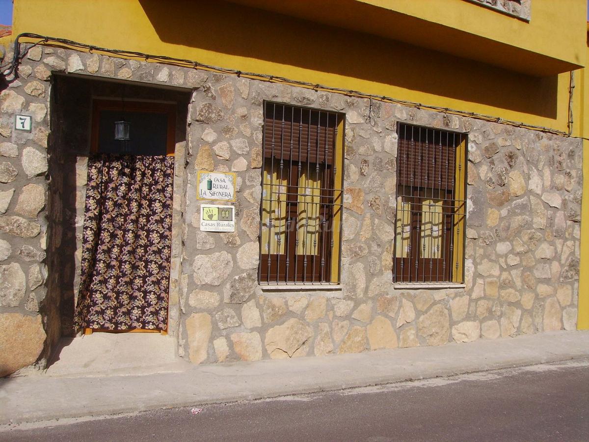 Fotos de casa rural la sifonera casa rural en las herencias toledo - Casa rural las herencias ...