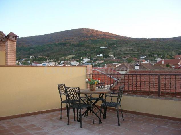 Casa rural cristina i ii y iii casa rural en san pablo - Casa rural montes de toledo ...