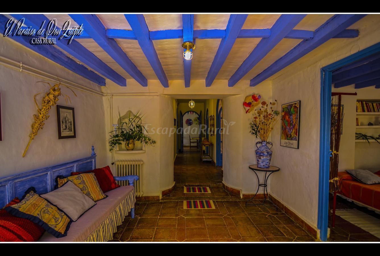 Fotos de el para so de don quijote casa rural en el toboso toledo - Casa rural el paraiso ...