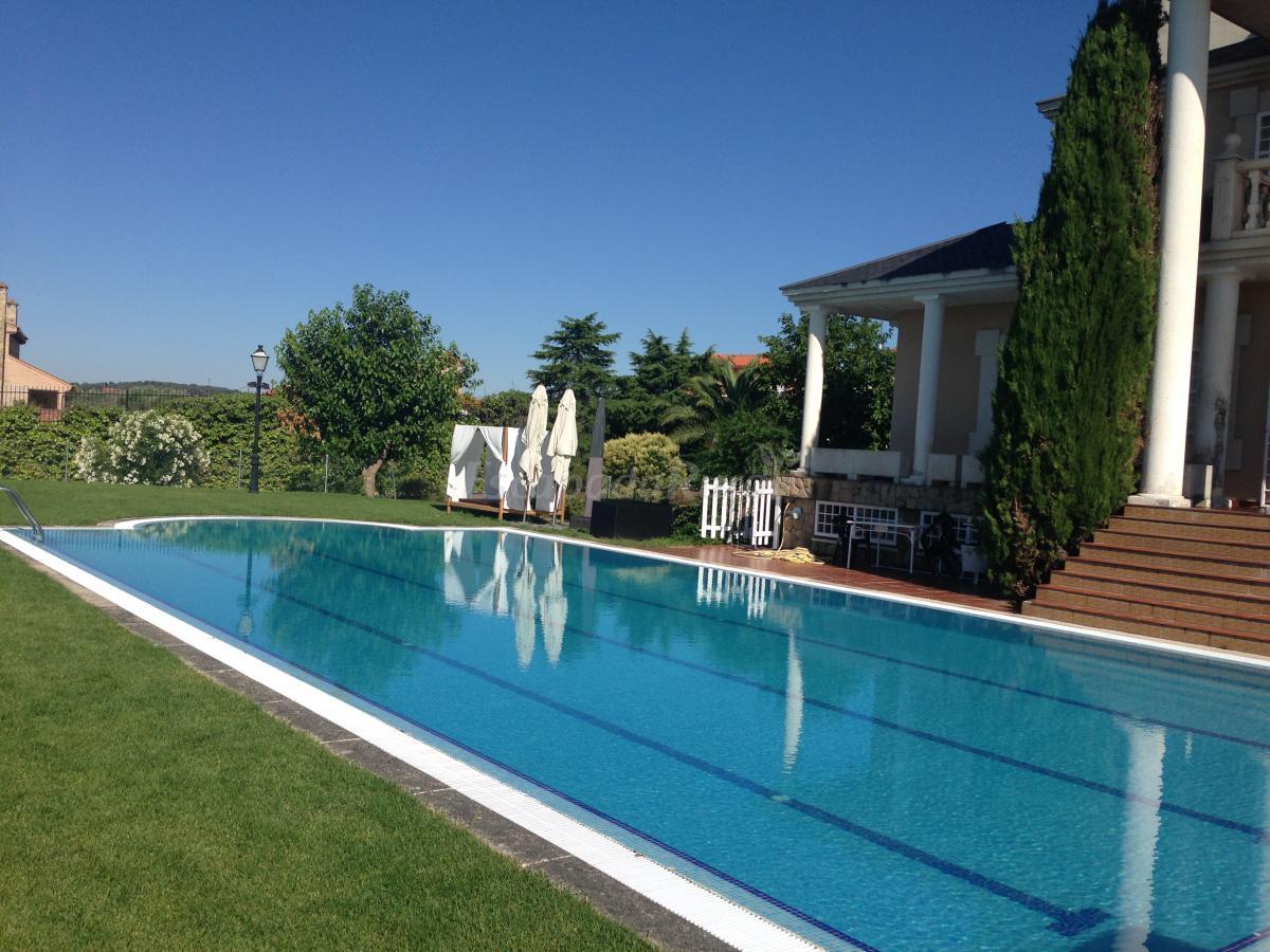 Fotos de villa el mirador de la atalaya casa rural en segurilla toledo - Casa rural toledo piscina ...