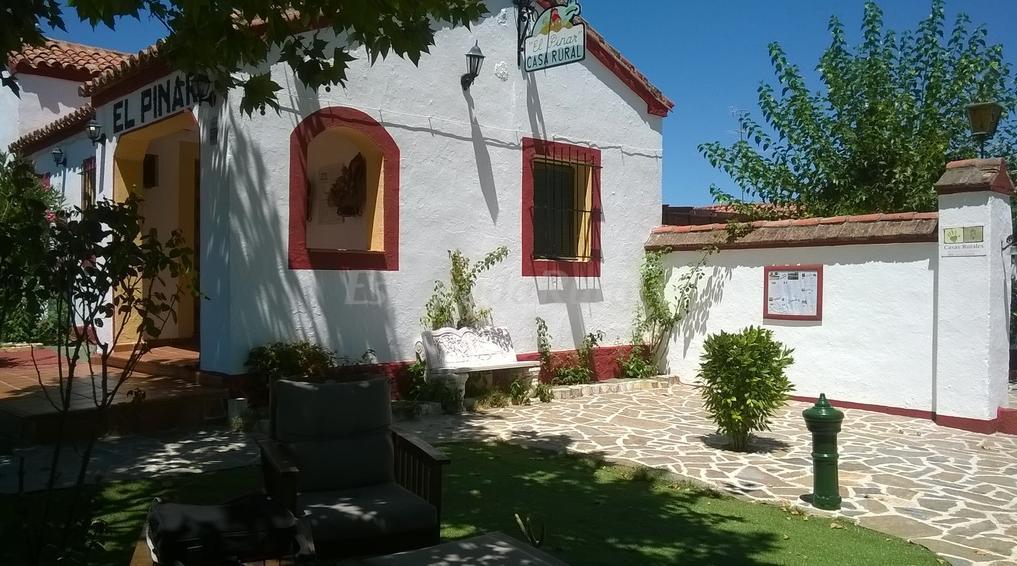 Fotos de casa rural el pinar casa rural en talavera de la reina toledo - Casas rurales cerca de talavera ...