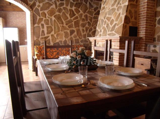 Casa rural vallecasar casa rural en los navalucillos - Casa rural vallecasar ...