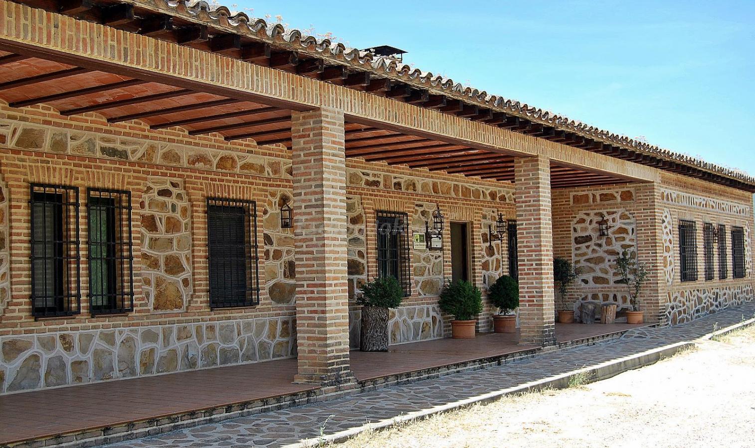 Fotos de casa rural las becerras casa rural en los navalucillos toledo - Casa rural cabaneros ...