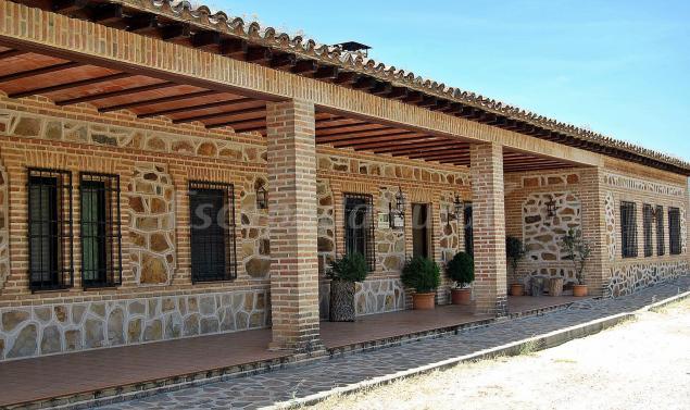 Casa rural las becerras casa rural en los navalucillos toledo - Casa rural cabaneros ...