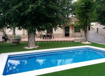 Los 10 imprescindibles de castilla la mancha for Casas rurales con piscina en castilla la mancha