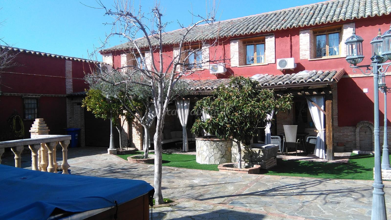Fotos de casa rural las herencias casa rural en las herencias toledo - Casa rural las herencias ...