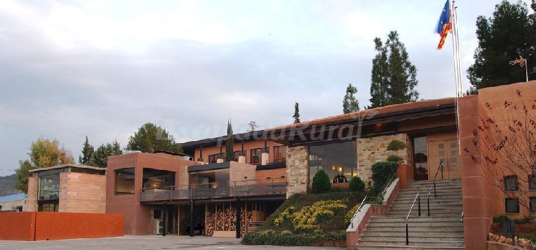 Fotos de hotel portal del caroig casa de campo em - Casa de campo en valencia ...