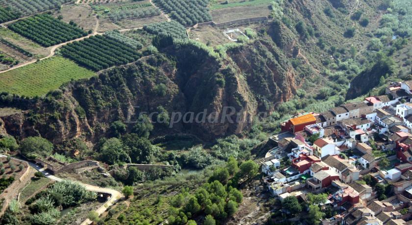 Fotos de casa rural mirador del salto casa rural en chella valencia - Casas del salto ...