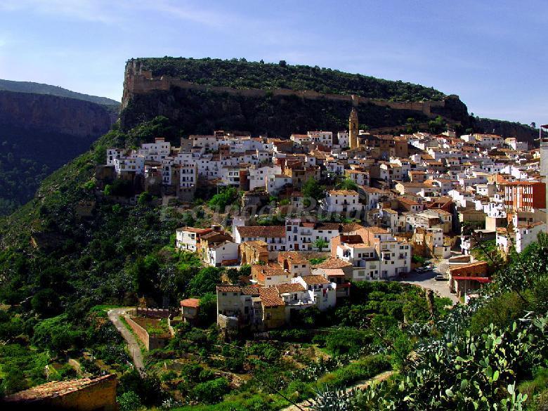 Fotos de apartamentos la muela chulilla casa rural en chulilla valencia - Ofertas casas rurales valencia ...