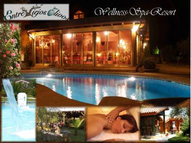 Entre Viejos Olivos - Wellness Spa Resort (Valencia)