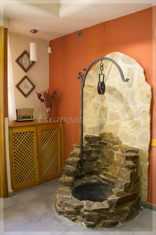 Fotos de hostal el pozo casa rural en chulilla valencia - Casa rustica valencia ...