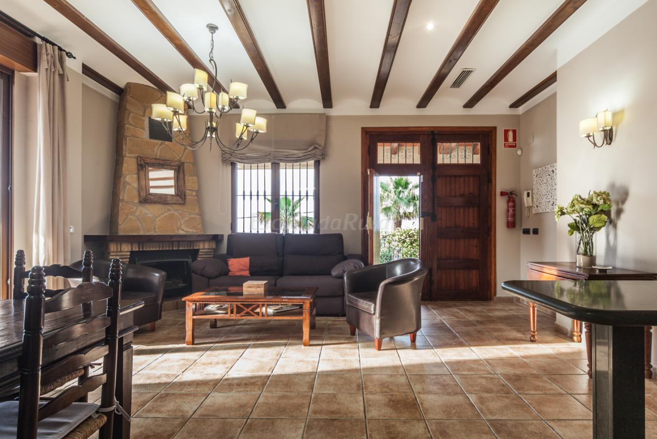 Fotos de casa rural el clavell casa rural en corbera valencia - Casa rustica valencia ...