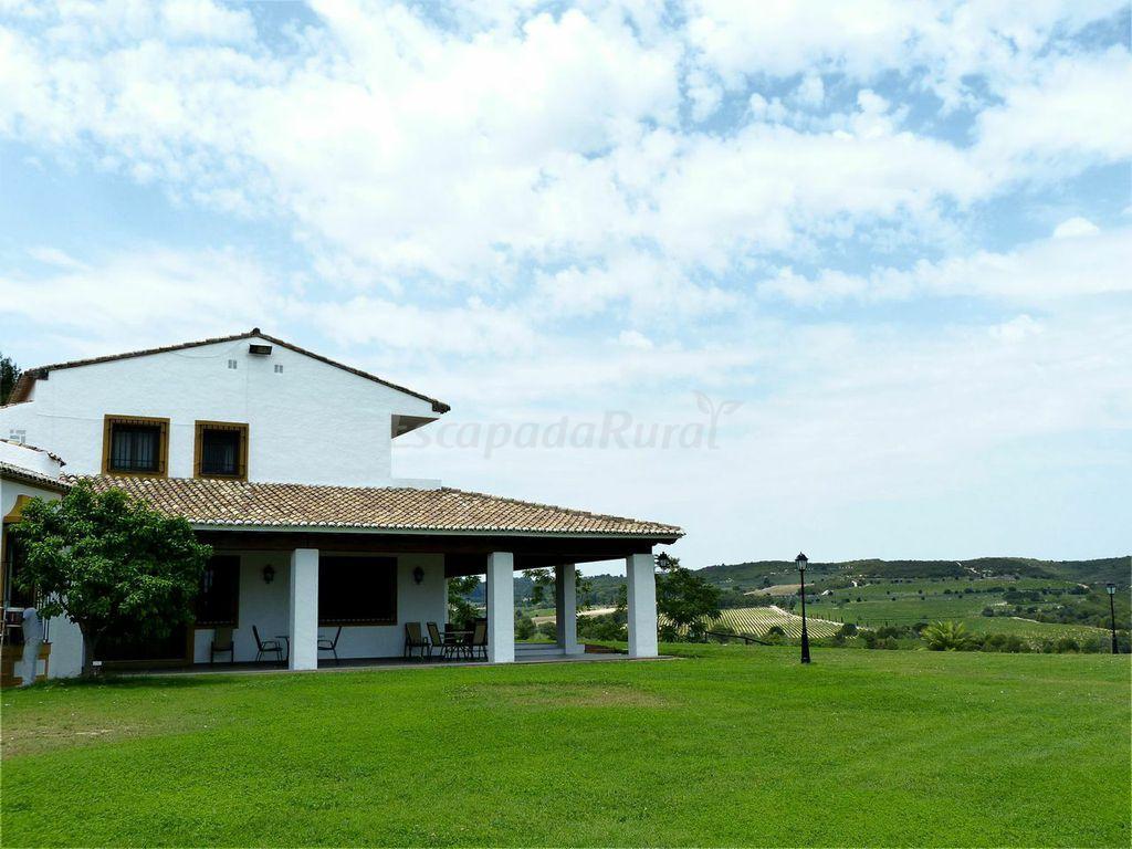 Fotos de finca santa elena casa de campo emontinyent - Casas de campo en valencia ...