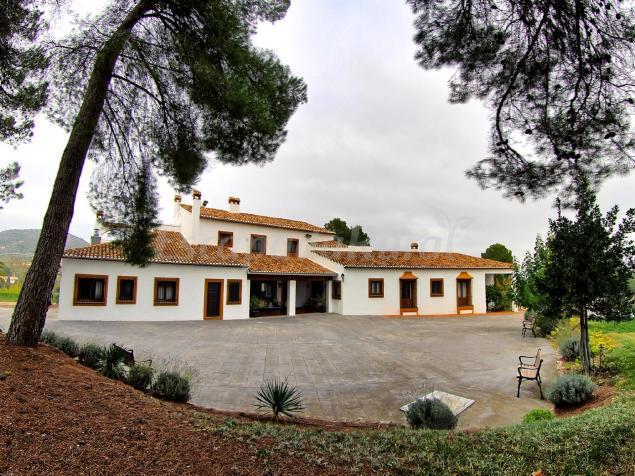 Finca santa elena casa rural en ontinyent valencia - Casa rural santa elena ...
