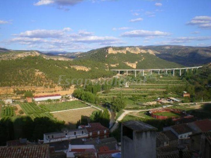 Fotos de casa leandro casa rural en ademuz valencia - Casa rural ademuz ...