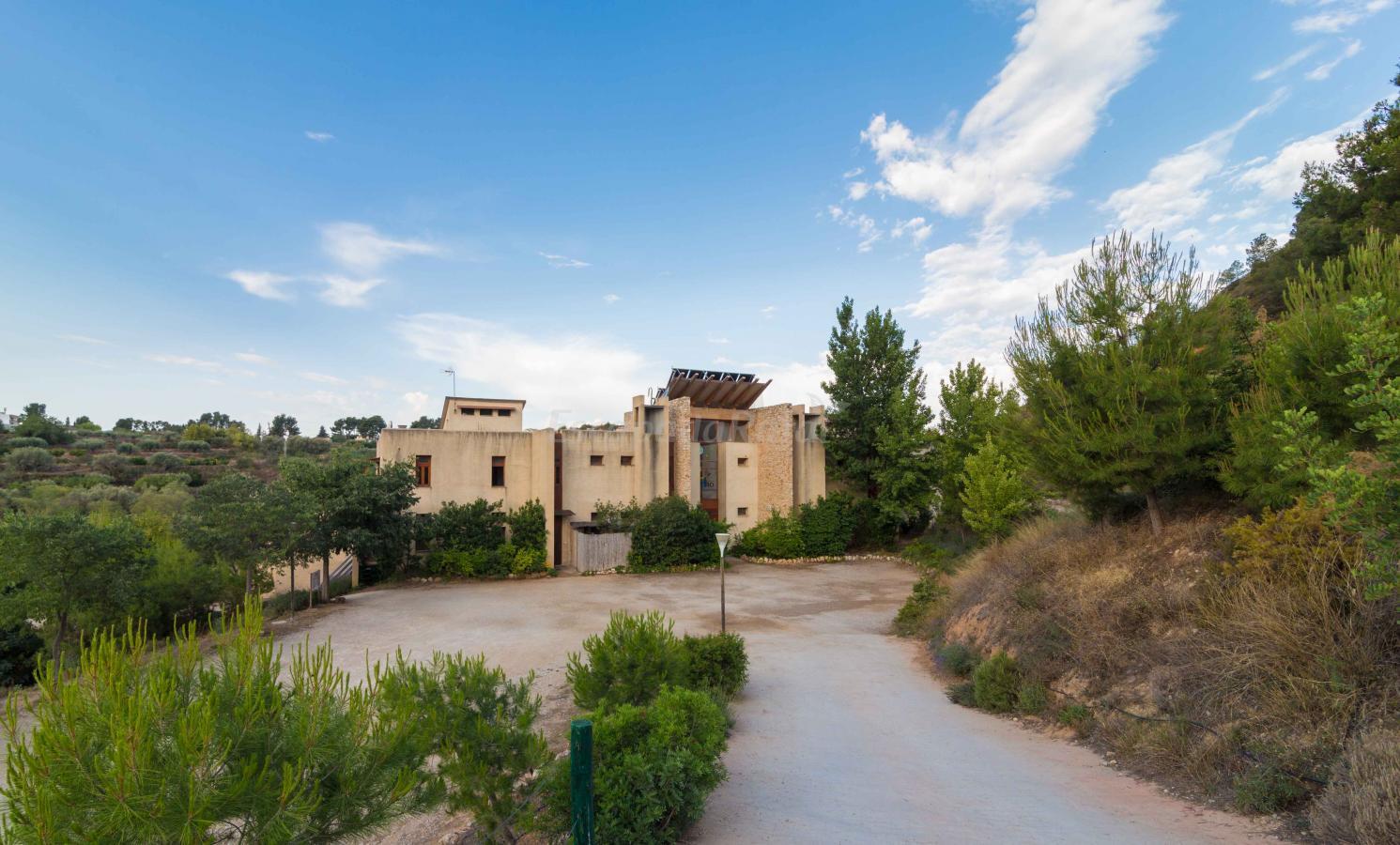 Fotos de albergue rural actio casa rural en alborache valencia - Ofertas casas rurales valencia ...