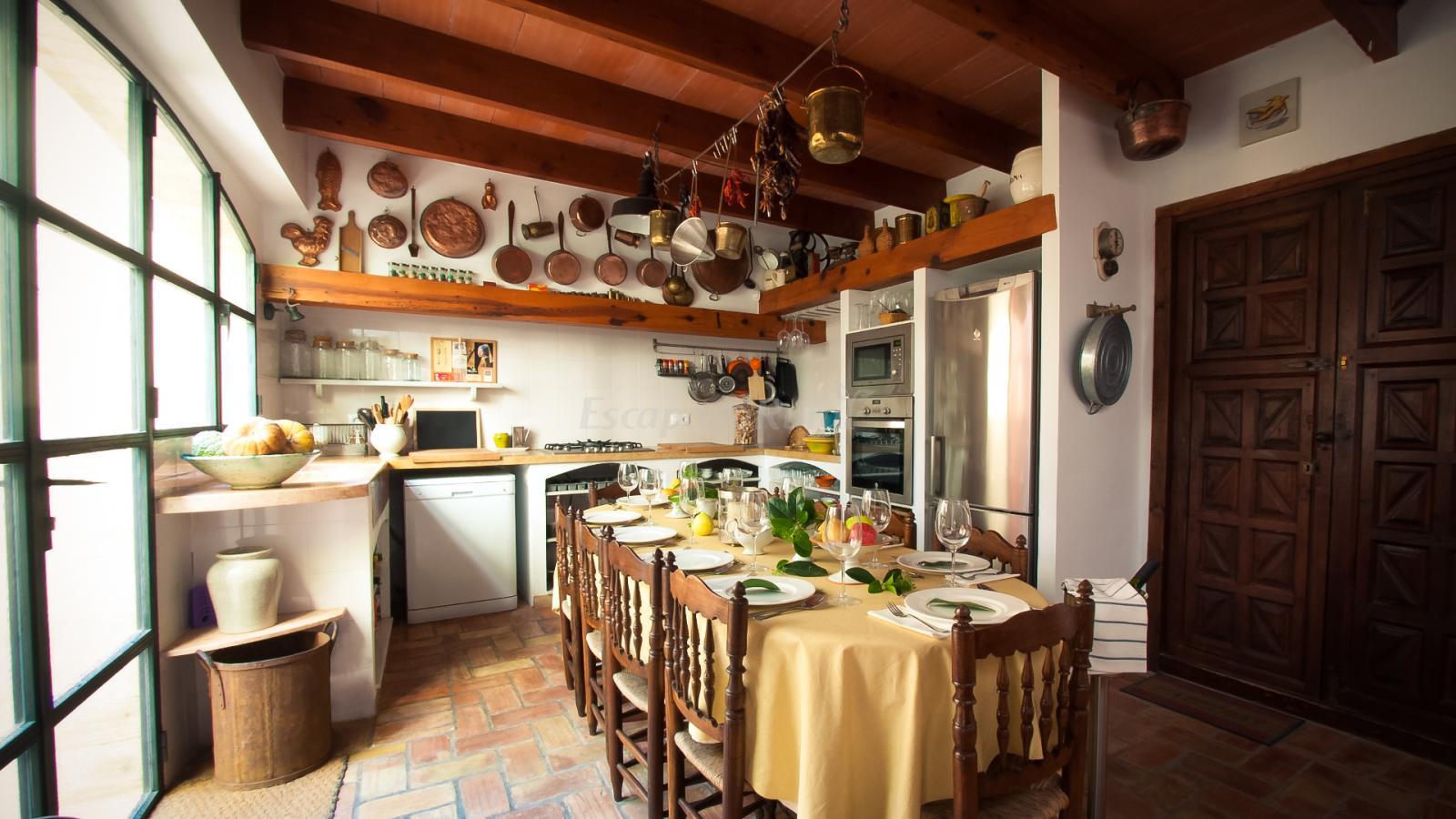 Fotos de casa del pati casa rural en llanera de ranes valencia - Ofertas casas rurales valencia ...