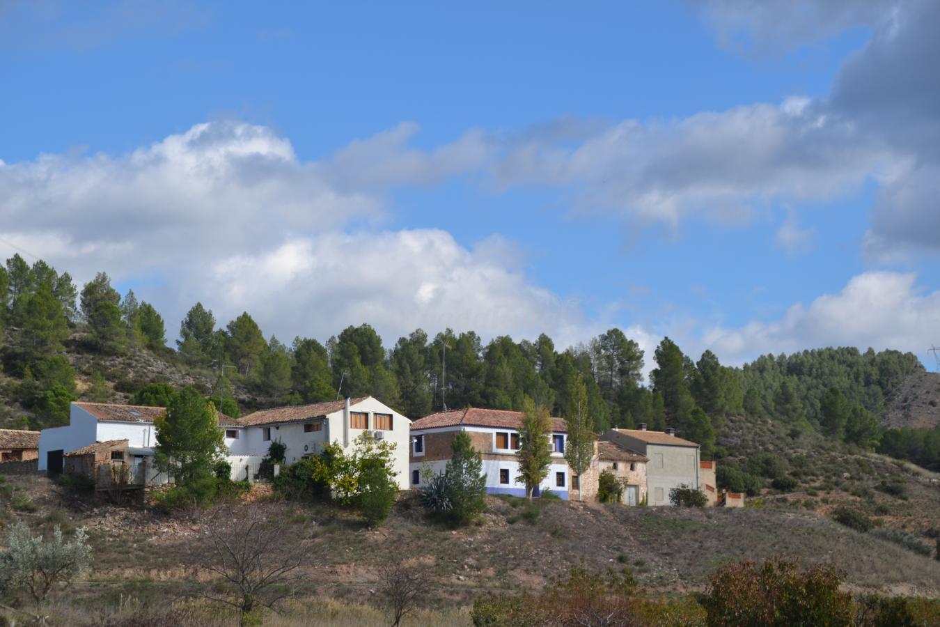 Foto di casa rural casas de alcance casa rural en cofrentes valencia - Casa rural cofrentes ...