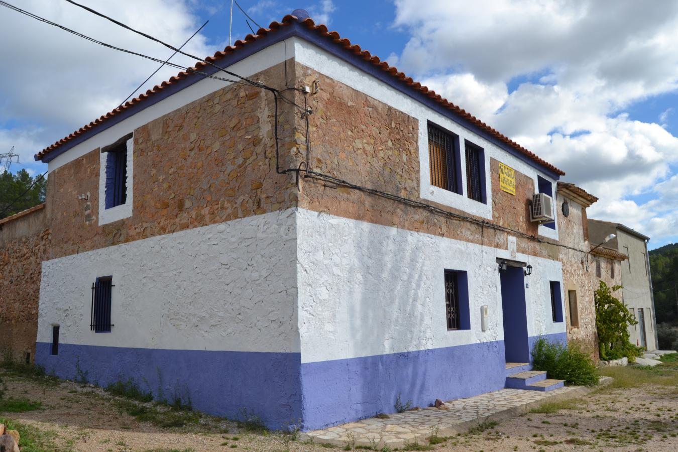 Fotos de casa rural casas de alcance casa rural en cofrentes valencia - Casa rural cofrentes ...
