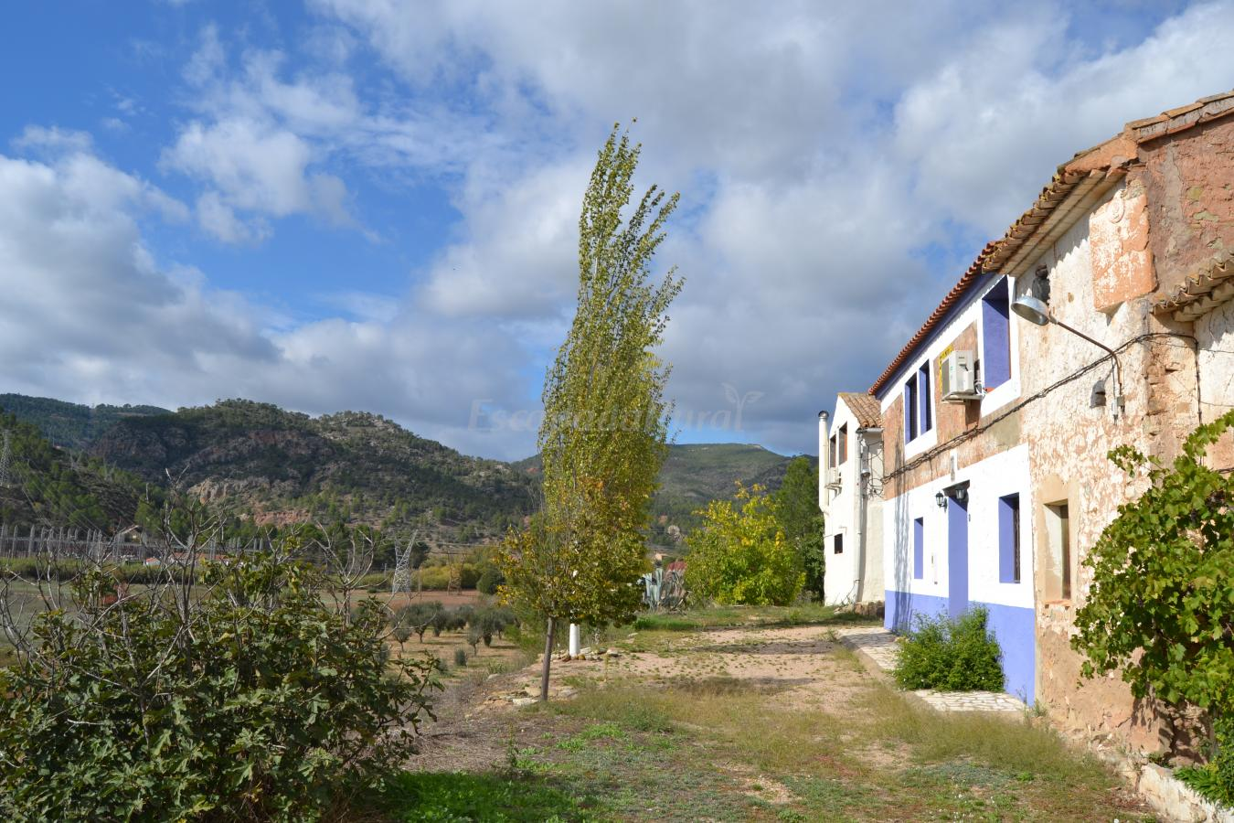 867aad1db4e4a Fotos de Casa Rural Casas de Alcance - Casa rural en Cofrentes ...