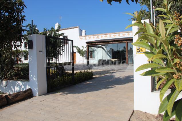 Fotos de huerto del m dico casa rural en algemes valencia - Ofertas casas rurales valencia ...