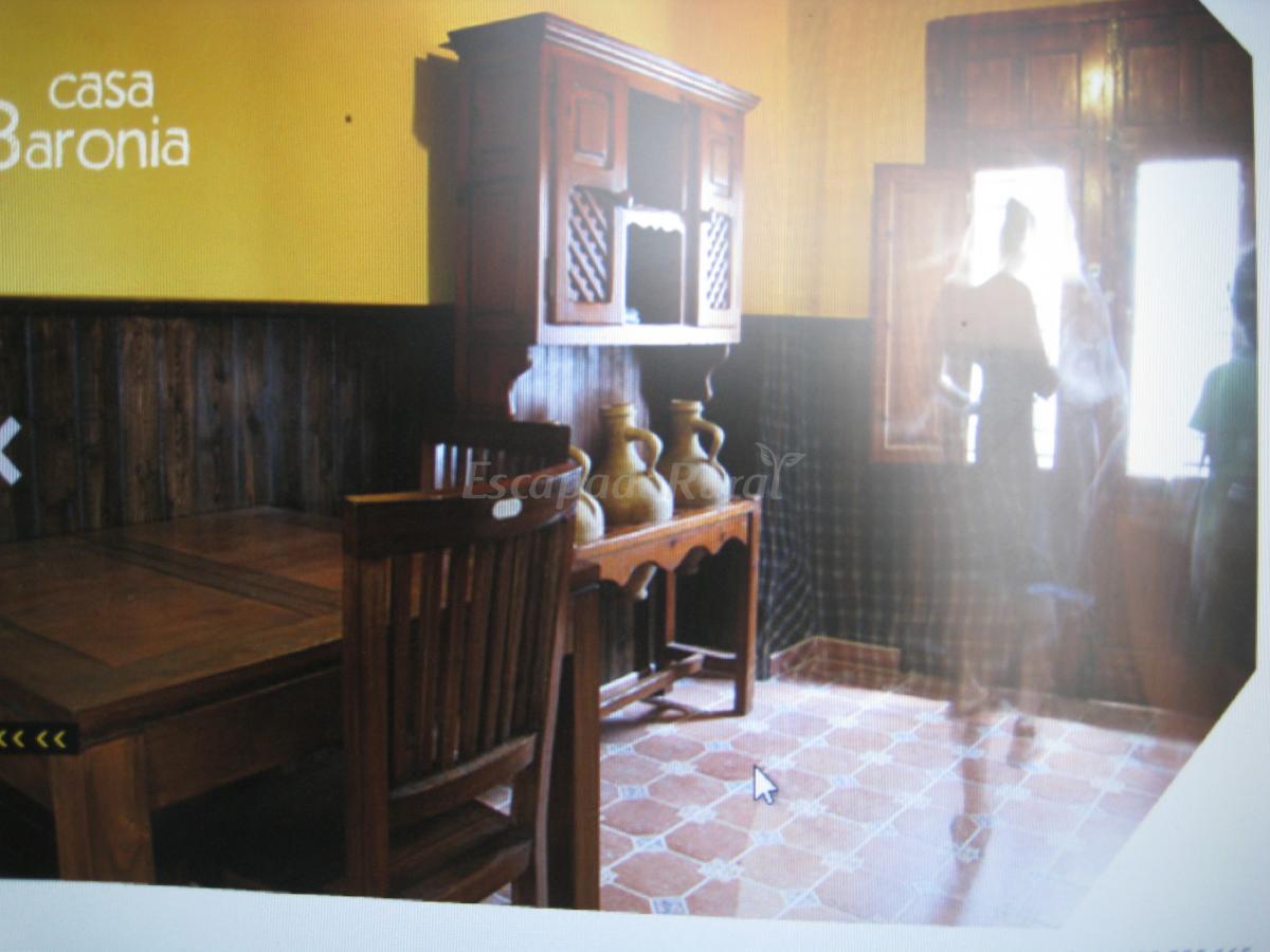 Fotos de casa baronia casa de campo em chulilla valencia - Casas de campo en valencia ...