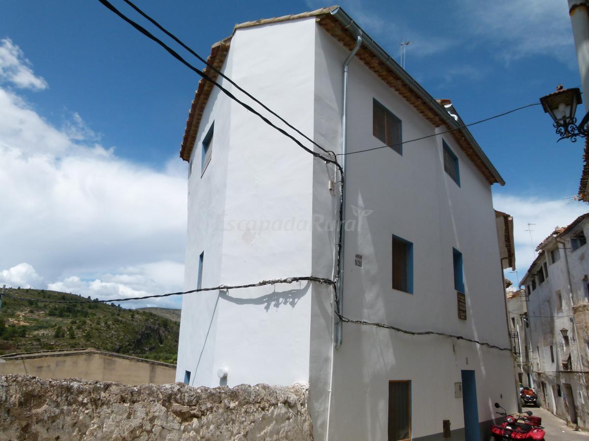 Fotos de casa rural la candela de la murtera casa de - Casas de campo en valencia ...