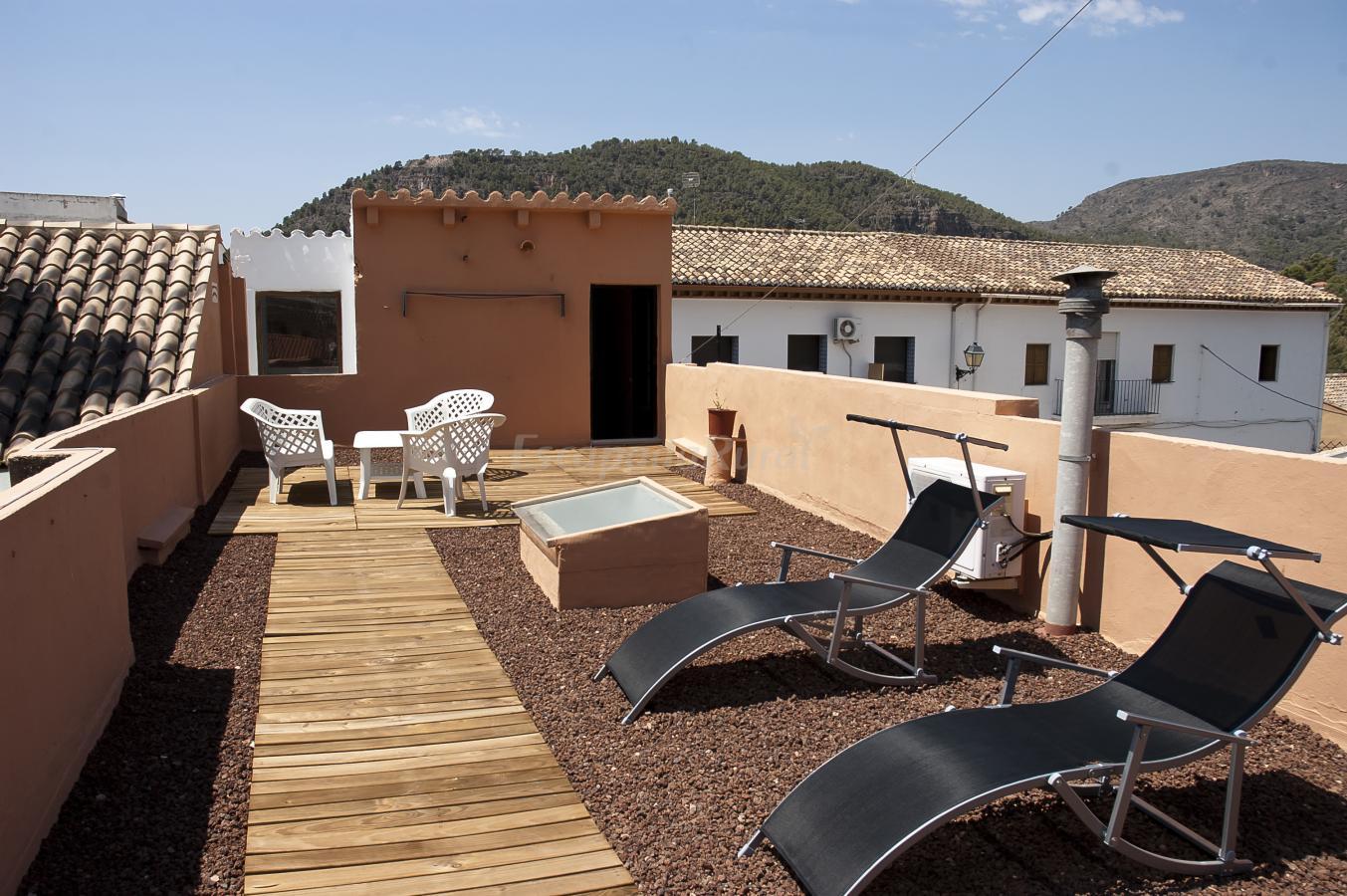 Fotos de casa rural la calderona casa de campo emolocau - Casas de campo en valencia ...