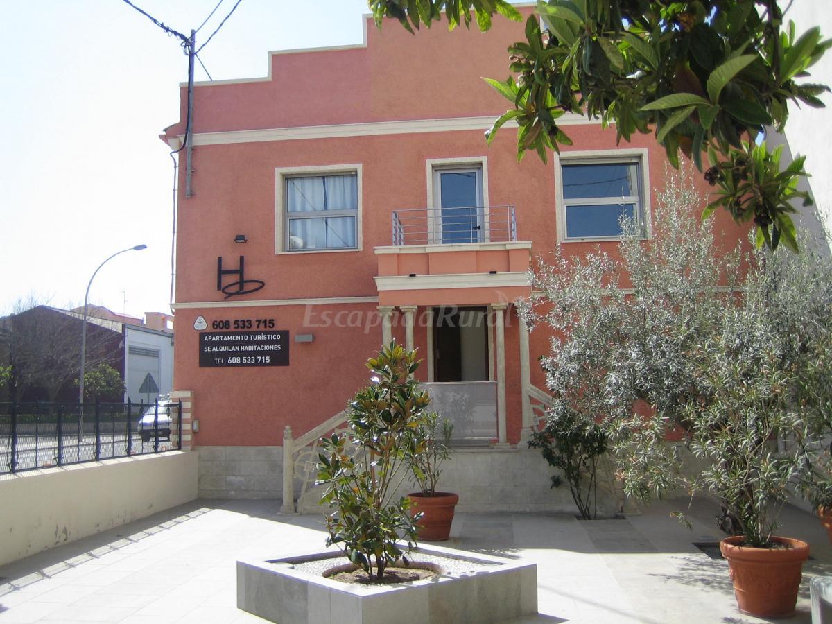 Fotos de apartamento tur stico haiqun ortega casa de - Casa de campo en valencia ...