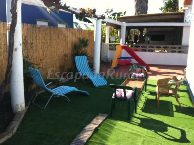 La caseta de jose casa de campo emmareny de barraquetes - Casas de campo en valencia ...