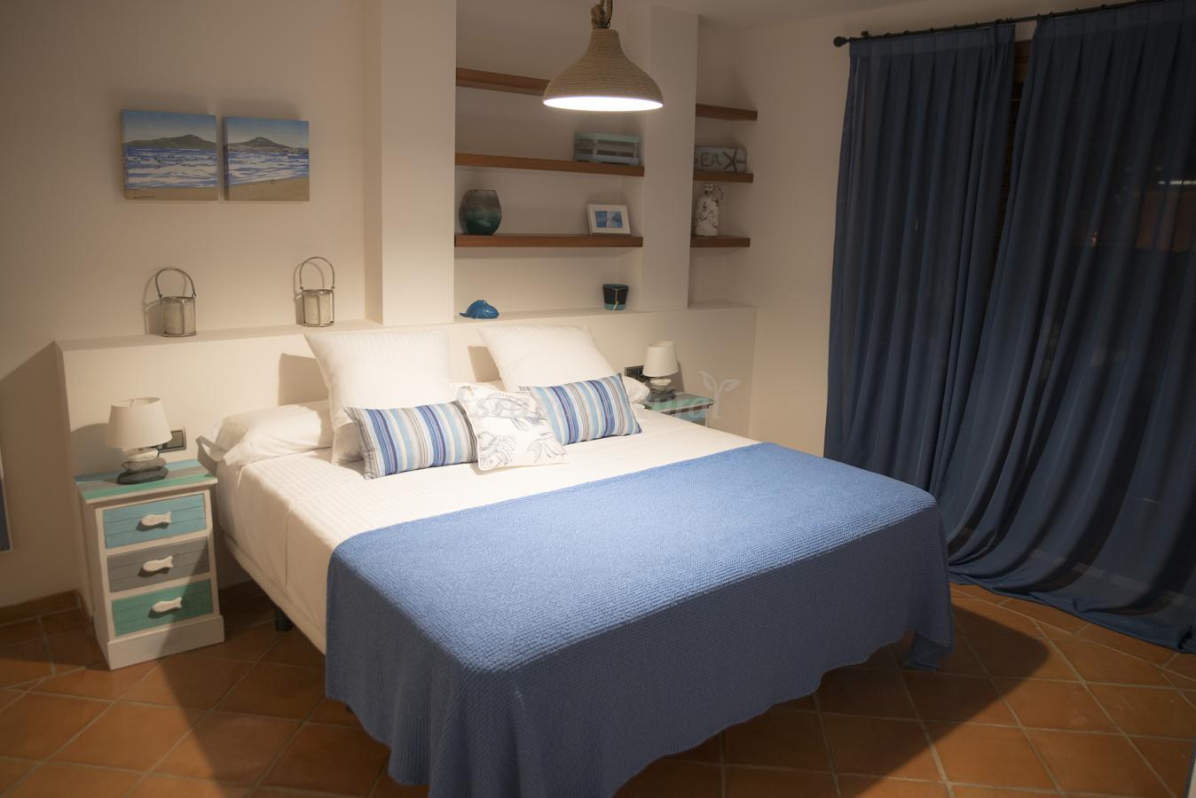 Habitaci n mar doble superior con terraza - Apartamentos para parejas ...