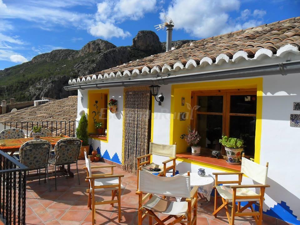Fotos de la casa serena casa de campo em chulilla - Casas de campo en valencia ...