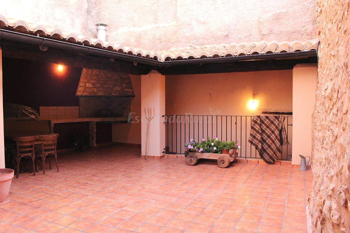 Fotos de casa rural majico casa de campo em puebla de - Casa de campo en valencia ...